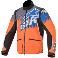 Alpinestars 2021 Venture R Jacket Orange/Grey/Bright Blue