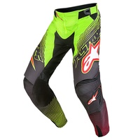Alpinestars Limited Edition A2 Torch Techstar Factory Pants Fluro Yellow/Black