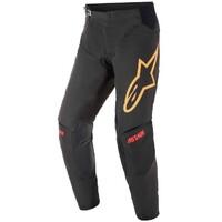 Alpinestars 2021 Techstar Venom Pant Black/Red/Orange