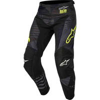 Alpinestars Racer Tactical Pants Black/Fluro Yellow