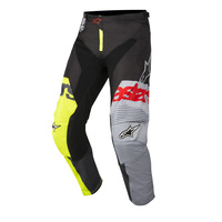 Alpinestars Racer Flagship Pants Fluro Yellow/Black/Anthracite