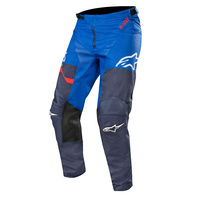 Alpinestars Racer Flagship Pants Dark Navy/Blue/Red