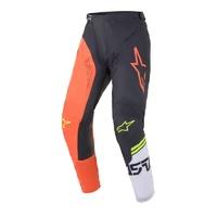 Alpinestars 2021 Racer Compass Pant Orange/Anthracite/White