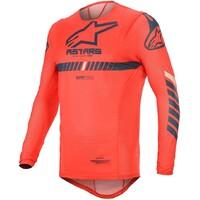 Alpinestars 2020 Supertech Jersey Bright Red/Navy