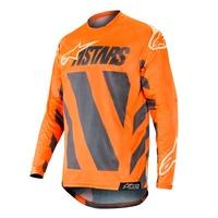 Alpinestars 2019 Racer Braap Jersey Anthracite/Fluro Orange/Sand
