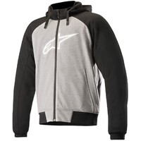 Alpinestars Chrome Sports Hoodie Melange Grey/Black