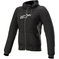 Alpinestars Stella Chrome Sports Hoodie Black