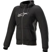 Alpinestars Stella Chrome Sports Hoodie Black [Size:2XL]
