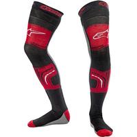 Alpinestars Knee Brace Socks Red/Black/Grey