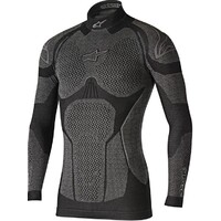 Alpinestars Ride Tech Winter Top Long Sleeve Black/Grey