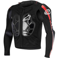 Alpinestars Bionic Pro Protection Jacket Black/Red/White