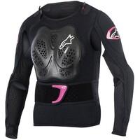 Alpinestars Stella Bionic Jacket Black/Fuchsia Pink