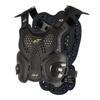 Alpinestars A-1 Roost Guard Black/Yellow