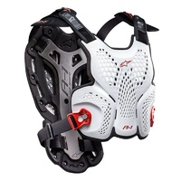 Alpinestars A-1 Roost Guard White/Black/Red