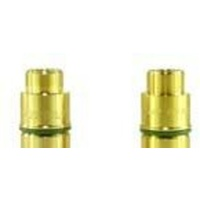 """AV&V VG5701S Valve Guide Exhaust Big Twin'84-04 .001"""" XL'86-04 OEM Replacement .420""""(Each)"""
