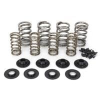 """AV&V VSK600S Valve Spring Kit for Big Twin 84-04/Sportster/Buell 86-03 Steel Double Springs w/.600"""" Lift"""