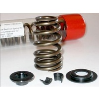 "AV&V VSK6500 Valve Spring Kit Big Twin'84-04 .650"" BH XL Buell'86-03. 5/16"" Valves(Kit)"