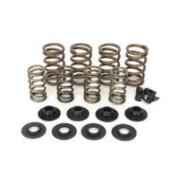 """AV&V VSK650S Valve Spring Kit for Big Twin 84-04/Sportster/Buell 86-03 Steel Double Springs w/.650"""" Lift"""