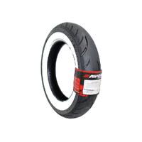 Avon AV921614WW Cobra Chrome AV92 Rear Tyre White Wall 140/90-B16
