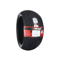 Avon Tyres AVO-AV921828 Cobra Chrome AV92 Rear Tyre 280/35-R18