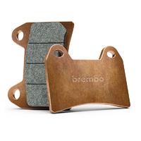 Brembo B-07BB0258 Genuine (58) Sintered Rear Brake Pad (07BB02.58)