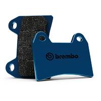 Brembo B-07BB20CC Road (CC) Carbon Ceramic Rear Brake Pad (07BB20.CC)
