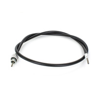 "Barnett 101-30-60001 Black Vinyl 40"" Speedo Cable w/16mm Nut"