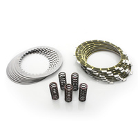 Barnett B-304-40-10016 Extra Plate Clutch Kit for Indian Crusier 14up (exc. Scout Models)