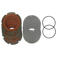 Barnett 306-32-40243 Scorpion Clutch Replacement Clutch Kit for Big Twin 36-Early 84