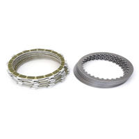 Barnett 307-30-10013 Extra Plate Clutch Kit for most Cable Clutch Big Twin 98-17