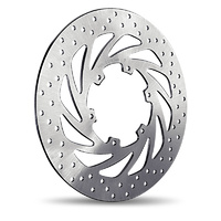 Brembo Serie Oro Fixed Rear Brake Disc for most Triumph Models (exc. Speed Triple R ABS/Sprint ST ABS)