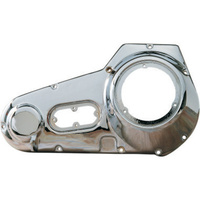 Bailey BAI-11-0289A Outer Primary Cover w/Running Board Lugs Chrome for FLH 70-84 w/4 Speed