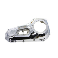 Bailey 11-0296K Primary Cover Outer Softail '99-06 & FXD'99-05 w/Starter Bush Chrome