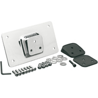 Bailey 12-0049 Laydown Number Plate Mount Original Style