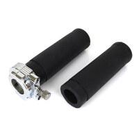 Bailey 12-0914DA Handgrips & Throttle Assy Dual Cable. (Pair)