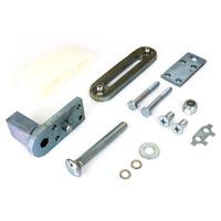 Bailey 15-0930K Primary Chain Adjuster With Anchor Plate Kit Big Twin 65-2000