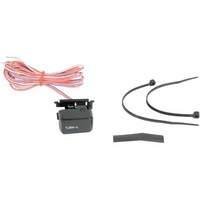 Bailey 18-0333B-L Turn Signal Switch Black (Left Side Only) '96up Softail'96-11 Dyna'96-12 & XL'96-13