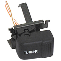 Bailey 18-0333B-R Turn Signal Switch Black (Right Side Only) '96up Softail'96-11 Dyna'96-12 & XL'96-13