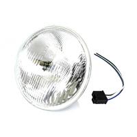 """Bailey BAI-20-6004HE-A 7"""" Headlight Lens w/H4 Bulb 5W Park Light"""