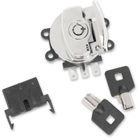 Bailey 21-0209 Ignition Switch Softail'03-10FLHR'03-13 & FXDWG'03-11