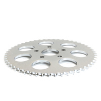 Bailey 26-0107-51 Rear Sprocket Big Twin'73-86 4 Speed XL'79-81 51T 6mm Offset Chrome