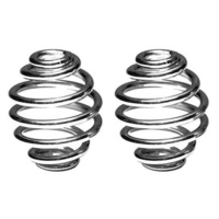 """Bailey 28-6107 Solo Seat Spring 3"""" (Pair) Chrome Custom Applications"""