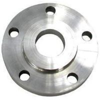 "Baileys D26-0138-S050 Pulley Spacer 1/2"" '00up (0.500"") Alloy - Has Locating Lip"