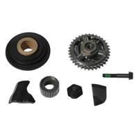 Bailey BAI-D26-0145K OEM Screamin Eagle(R) Style Compensator Sprocket Kit for Twin Cam 07-17