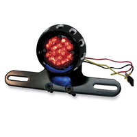 Bailey L24-0437BRLEDE Tailight Retro Bobber LED Black ECE Approved
