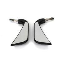Bailey BAI-M60-6356B Slim Sickle/Avenger Mirrors Black