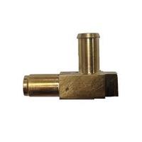 Bailey BAI-T03-0070 Fuel Inlet Brass for Big Twin/Sportster 76-06 w/Keihin CV Carburettor