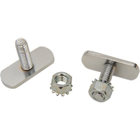 "Bailey U14-6543 Exhaust T-Bolt Set (Pair) 5/16""-18"
