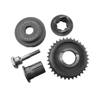 Baker 630C-67 Compensating Sprocket Kit Big Twin'07up 34T