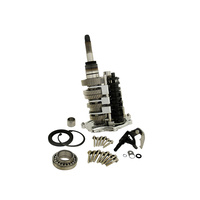 Baker DD7-37601 Cassette 7 Speed FXD'06up FLH'07up & Softail'07up (inc FXSB & FXCW) Chrome